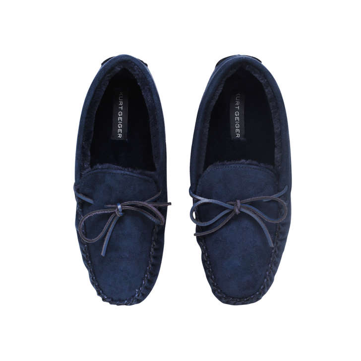 HUGO MOCCASIN SLIPPER