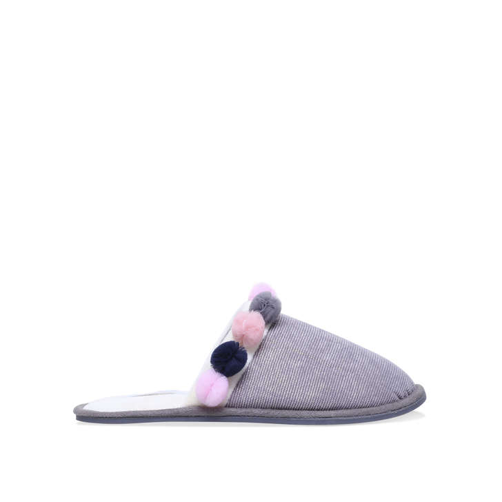 SANA MINI POM POM SLIPPER