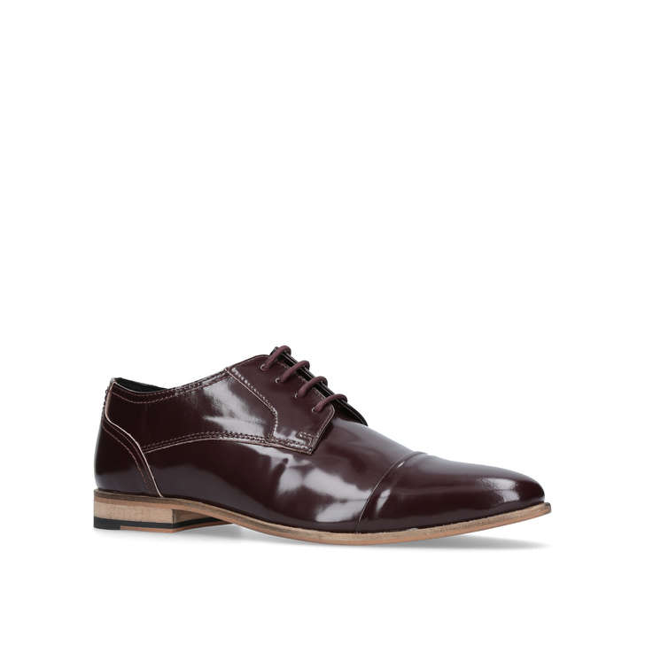 Wine 'Newry' lace up shoes clearance comfortable choice sale online j8EED0