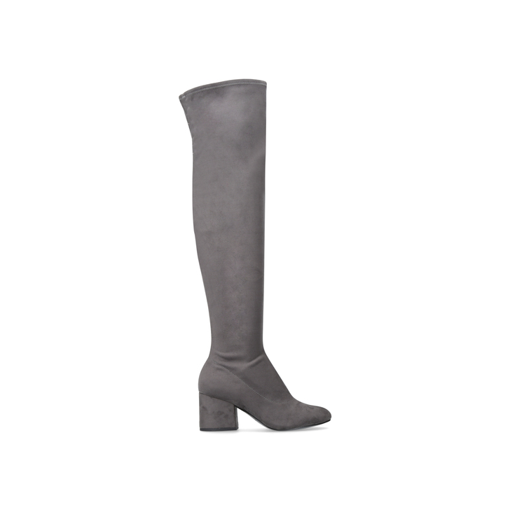 Outlet Manchester Great Sale KENDALL + KYLIE Sophia otk - grey over the knee boots Free Shipping Wholesale Price Discount Best tH1FPl