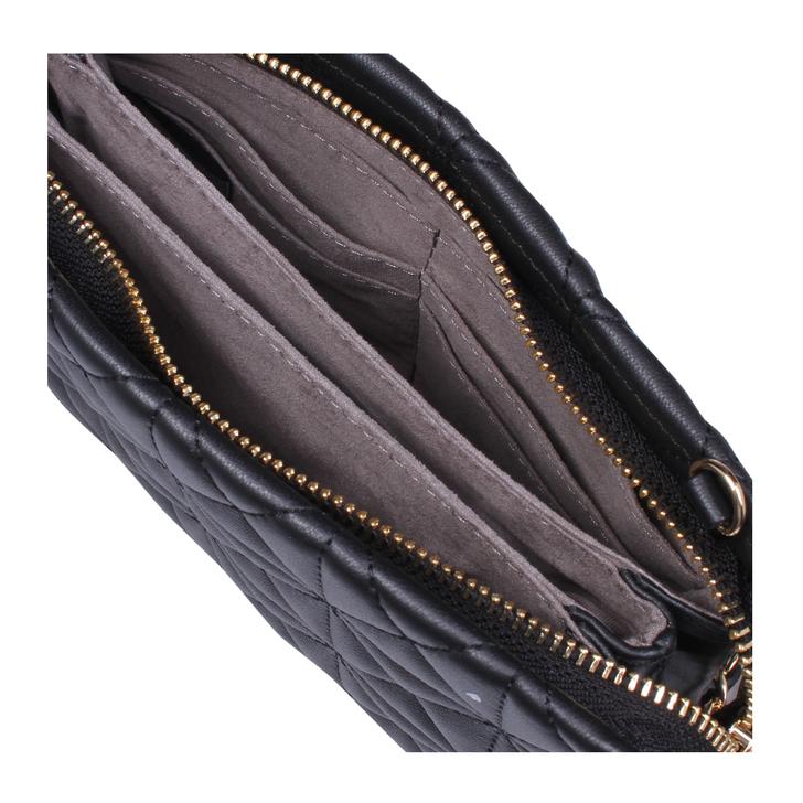 Doyle Crossbody Black Cross Body Bag By Vince Camuto