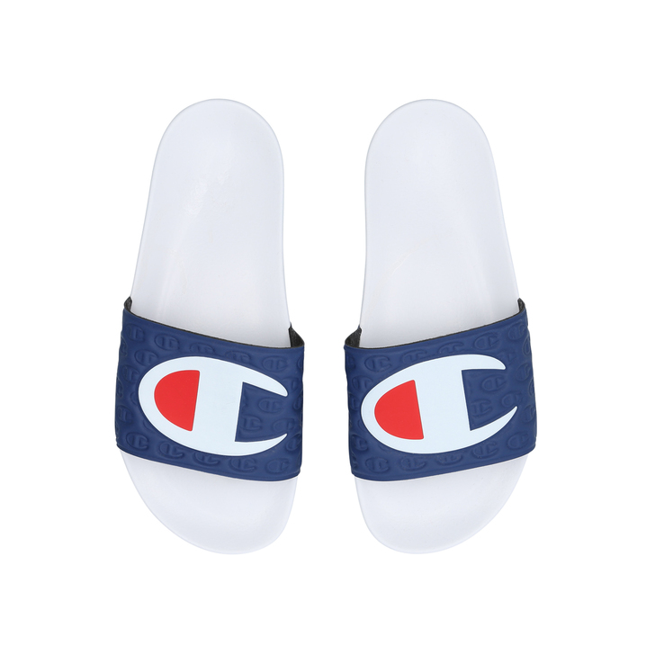 fa21ccb62 Champion Pool Slide White Sliders By Champion