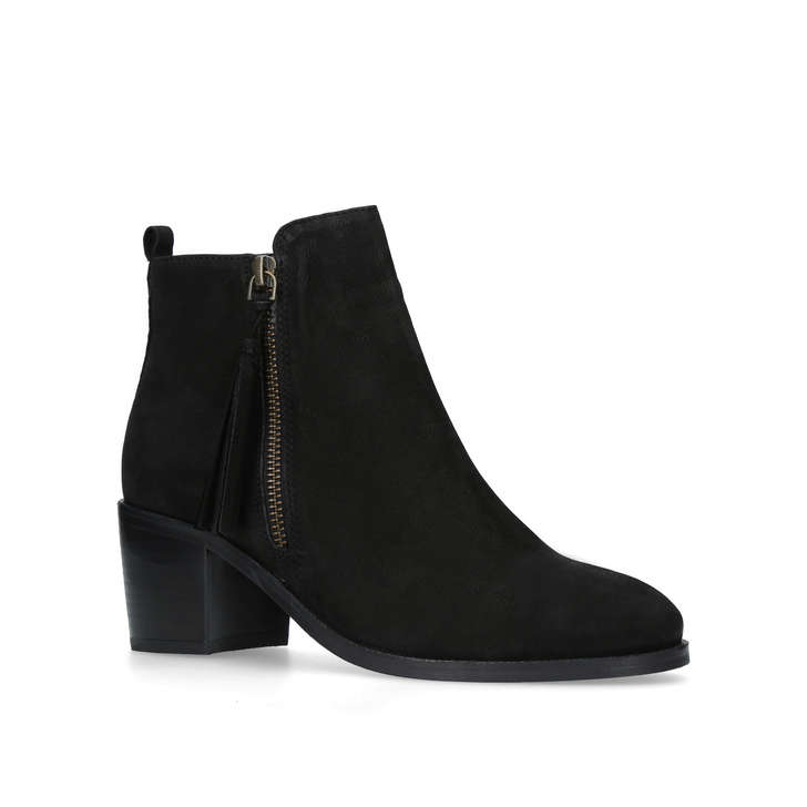 Boots for Women, Booties On Sale, Black, Leather, 2017, 2.5 3.5 4.5 6.5 Off-white