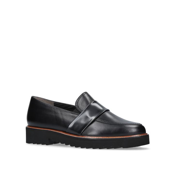 alice loafer black flatform loafers by paul green kurt geiger. Black Bedroom Furniture Sets. Home Design Ideas