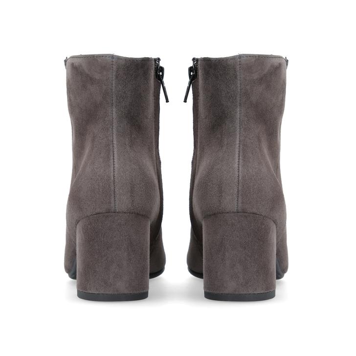 Paul Green Sara ank bt - grey suede ankle boot Choice Cheap Price UMeNN4