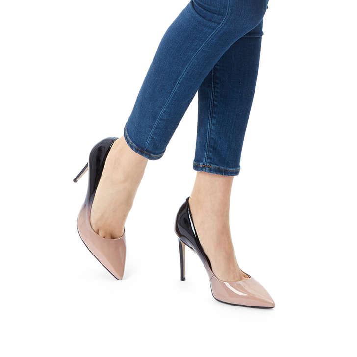 Heel Court Shoes By Carvela   Kurt Geiger