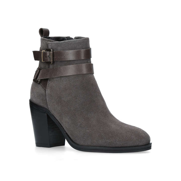 Carvela Strudel - black mid heel ankle boots Buy Cheap 2018 New Clearance Outlet Locations Explore di4mWhIV