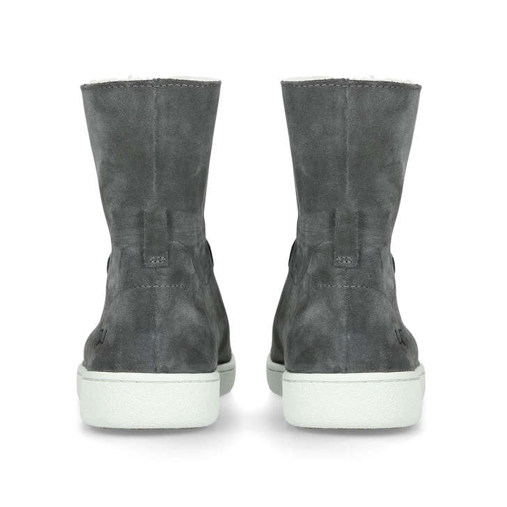 ee6d3afa01c93a Starlyn Grey Suede High Top Trainers By UGG