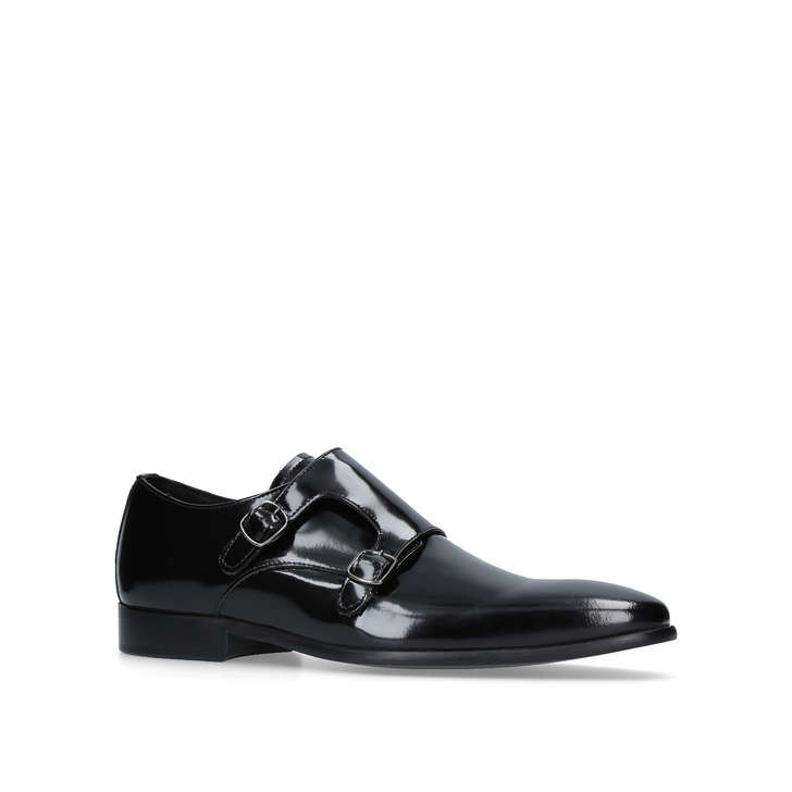Kurt Geiger Patent Leather High Shine Smart/Formal Dress Shoes size 42 (8.5)