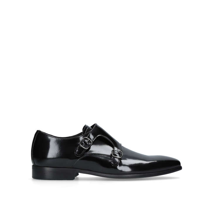 Kurt Geiger Route Leather Monk Shoes wXRWYi3LZx