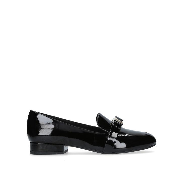 011f8e13791 Caroline Loafer Black Flat Loafers By Michael Michael Kors