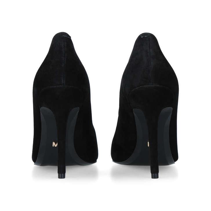 8c19a30706 Claire Pump Black High Heel Court Shoes By Michael Michael Kors | Kurt  Geiger