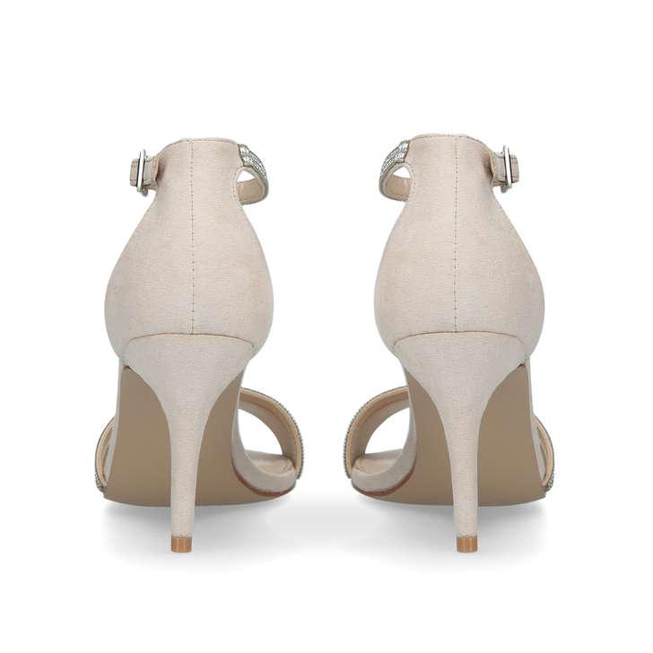 Geiger Genesis Heel Nude By Mid Sandals CarvelaKurt dCoreWxB