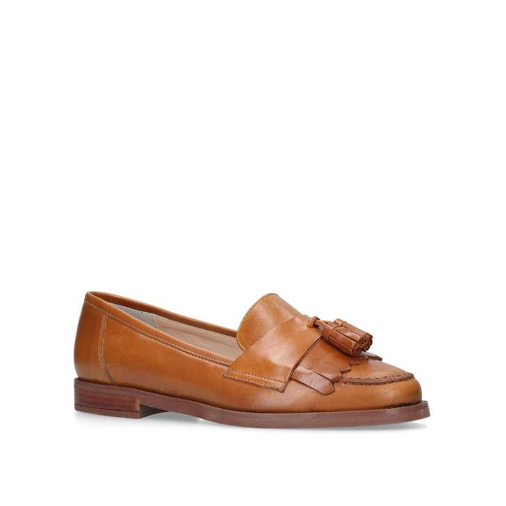 Leather Tassel Loafer - Tan leather Carvela vL6sXbYGAr