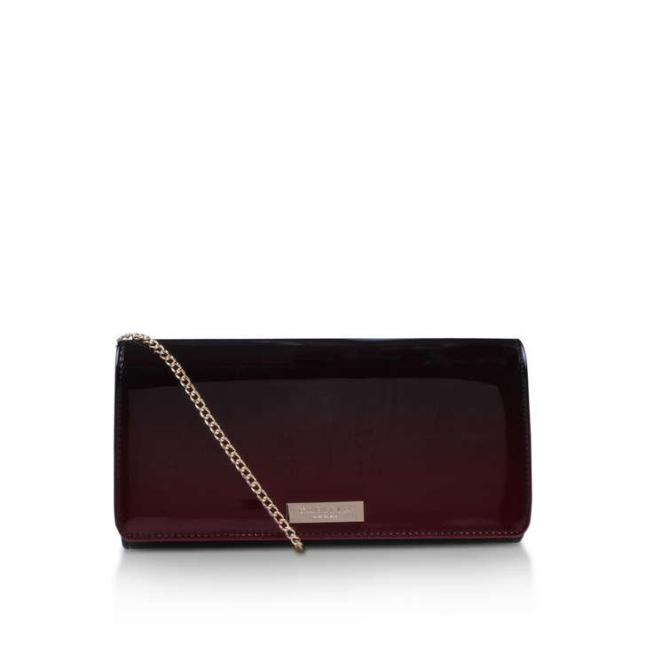 Carvela Alice - nude clutch bag Buy Cheap 2018 Newest gIPCT5KnI