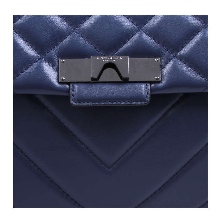 LEATHER MAYFAIR BAG