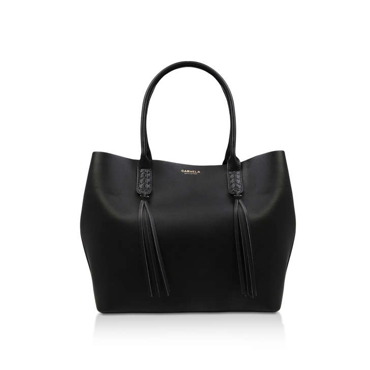 Selena Plait Front Tote by Carvela