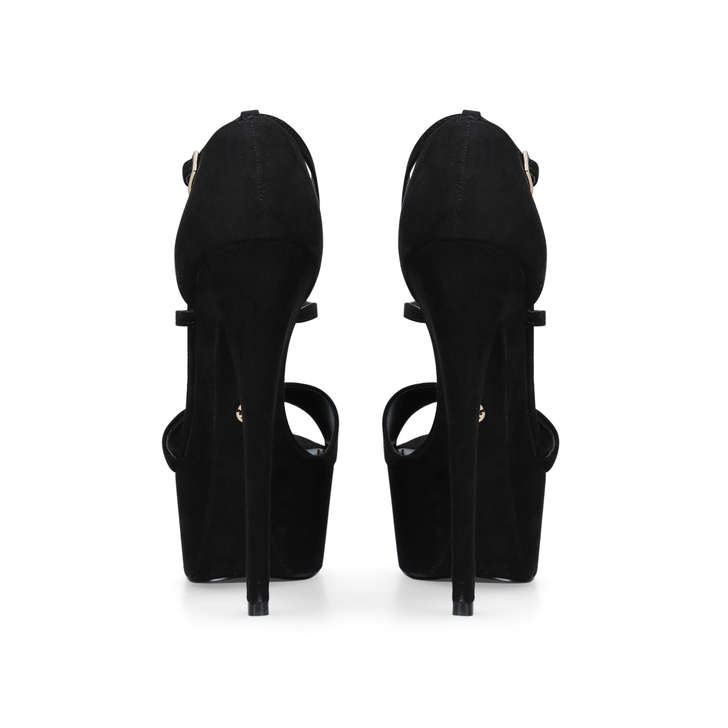 Black Sandals Kurt High Geiger Heel 4RAjL35q