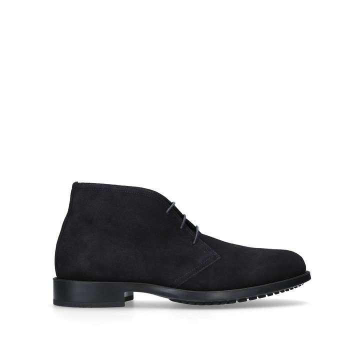 Navy suede 'Balfour' chukka boots exclusive cheap online We9Bt