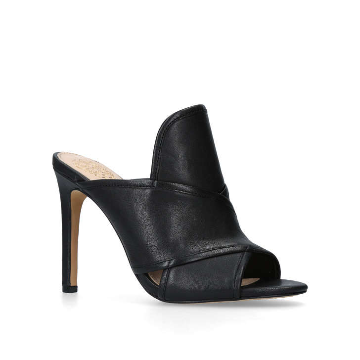 Sale Release Dates High Quality Cheap Online Vince Camuto Kizzia - black high heel mulres Cheap Sale Purchase Cheap Sale Visa Payment Ip3FDB