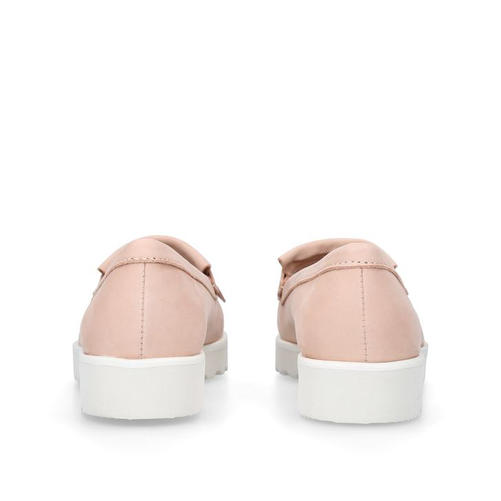 Nude 'Christina' loafers cheap sale best seller clearance countdown package cheap sale latest clearance 100% original cheap sale fashion Style 3YOROUy