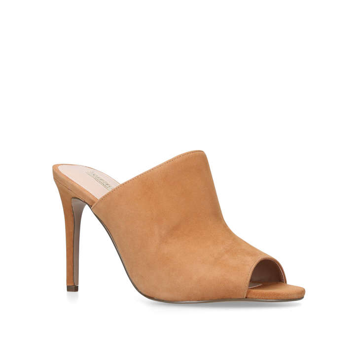 Buy Cheap Footlocker Free Shipping Nicekicks Womens Grace Open-Toe Heels Kurt Geiger oqNWX25i