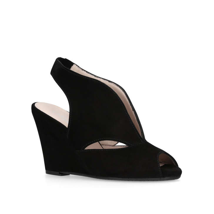 Carvela ComfortALEXA - Peeptoe heels - taupe B7P8JHTkp