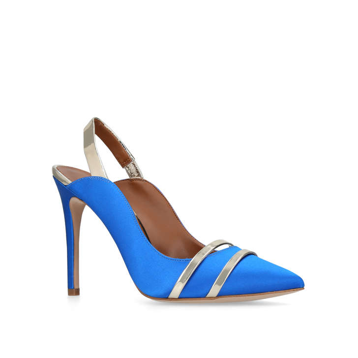 PLUM PLUM Pointy Embellished Courts Blue