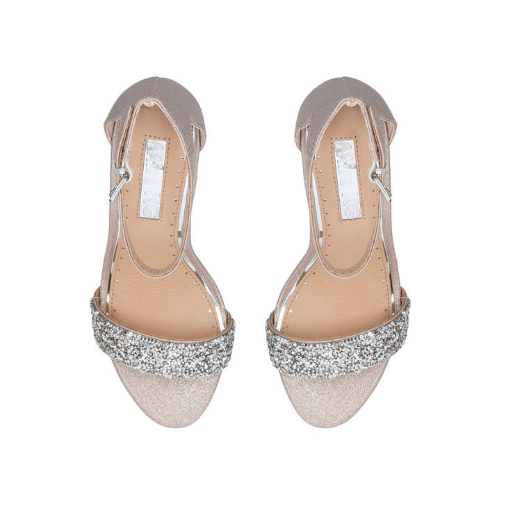 Visit New Cheap Price Miss KG Cadey - nude mid heel sandals Enjoy Sale Online Outlet Best Store To Get Outlet Authentic Choice Online ezslM9zqbF