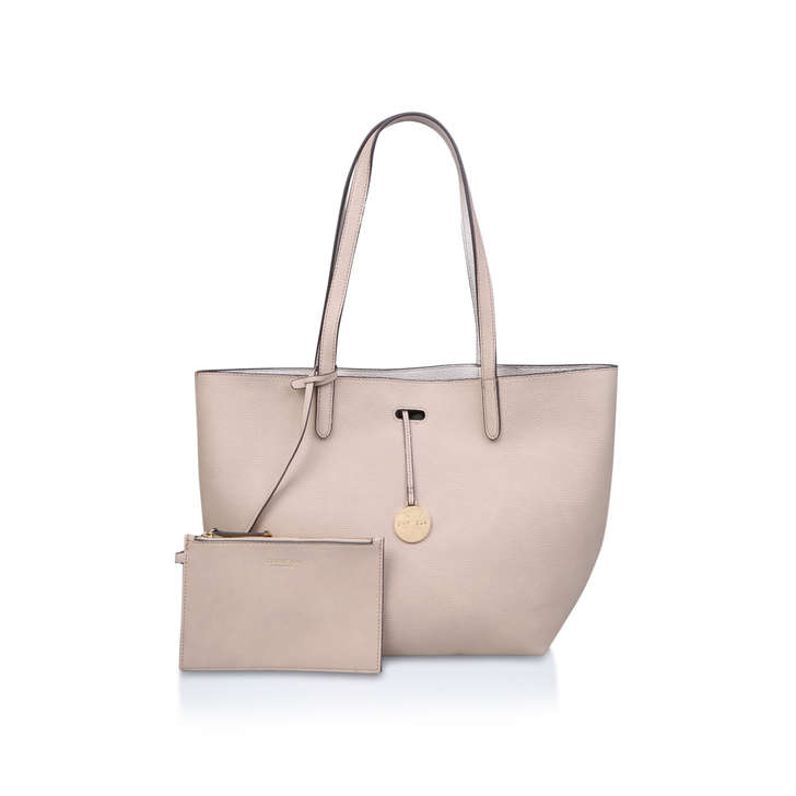 0031a78e Sully Reversible Tote Nude Tote Bag By Carvela | Kurt Geiger