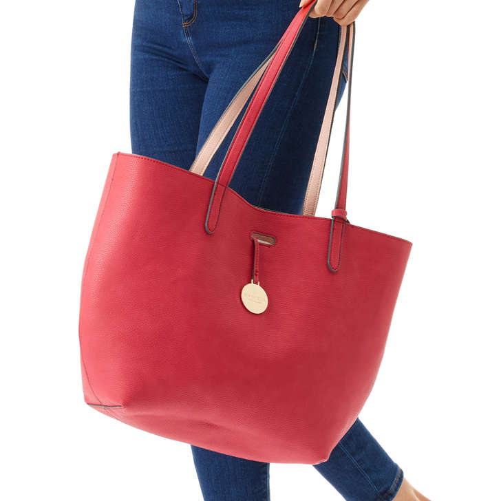 SULLY REVERSIBLE TOTE