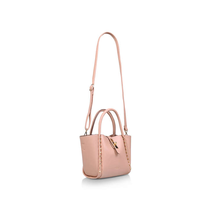 SHARLIE MINI STUD TOTE