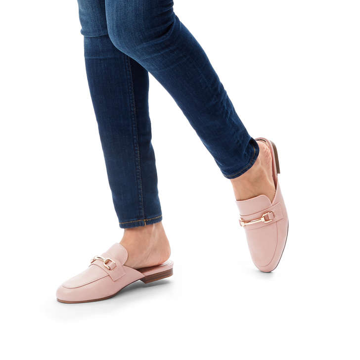 clearance sast cheap limited edition 'Nessie' backless loafers 2014 newest cheap price best cheap online big sale cheap online k6Mpprk
