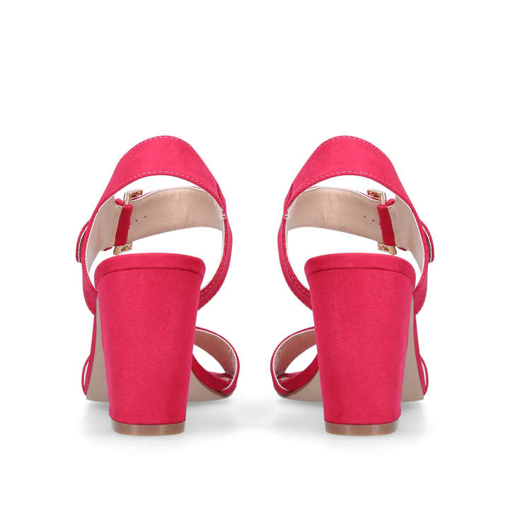 Pink 'Sadie' heel sandals 2015 new for sale discounts cheap online looking for online many kinds of online really cheap NPVuWNV5RR