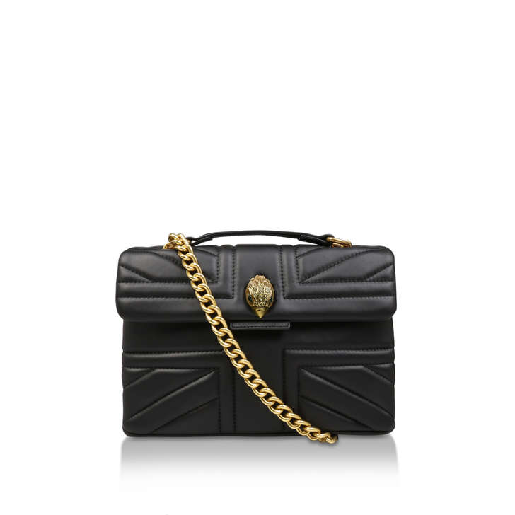 LEATHER KENSINGTON UJ BAG
