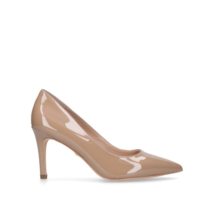 Looking For Online Cheap Sale Perfect Kurt Geiger Lowndes - nude mid heel court shoes Free Shipping Best Store To Get W0UNg3