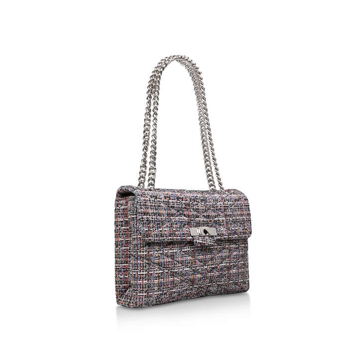 TWEED LG MAYFAIR X BAG