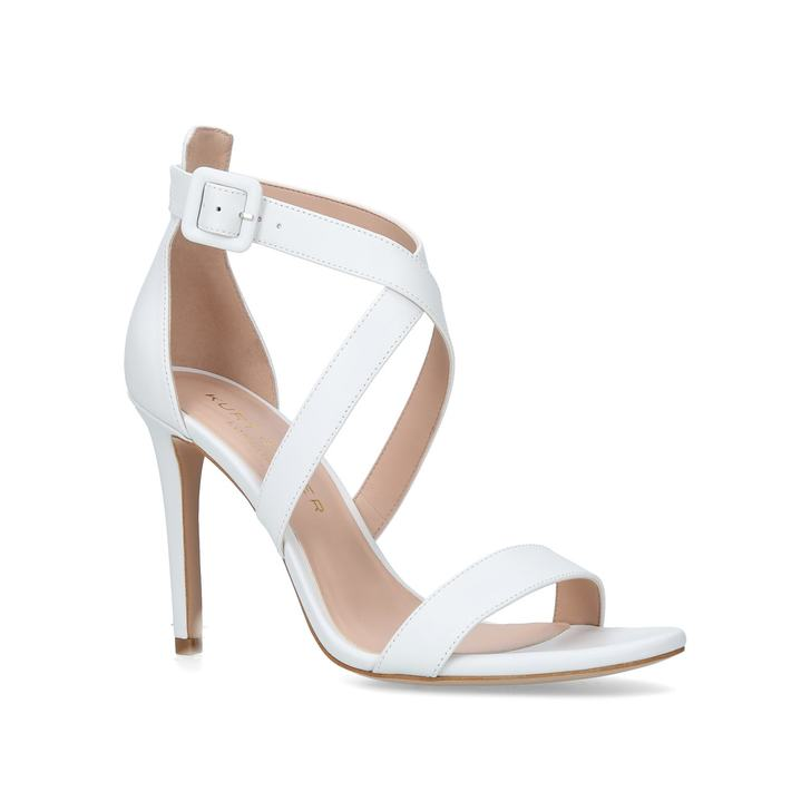 V-CUT-MID-COURT-WITH-STRAP-GREYKurt Geiger R0GqE