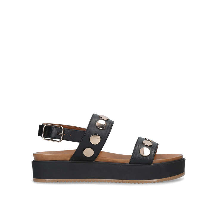Kurt Geiger Makenna - tan flatform sandals Sale Outlet Find Great For Sale Outlet Pay With Paypal Free Shipping Wide Range Of VlG44bxz