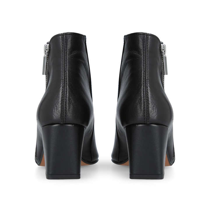 Black Signet block heel ankle boots tumblr wholesale price cheap price best prices really cheap buy online GFgKbO7dmt