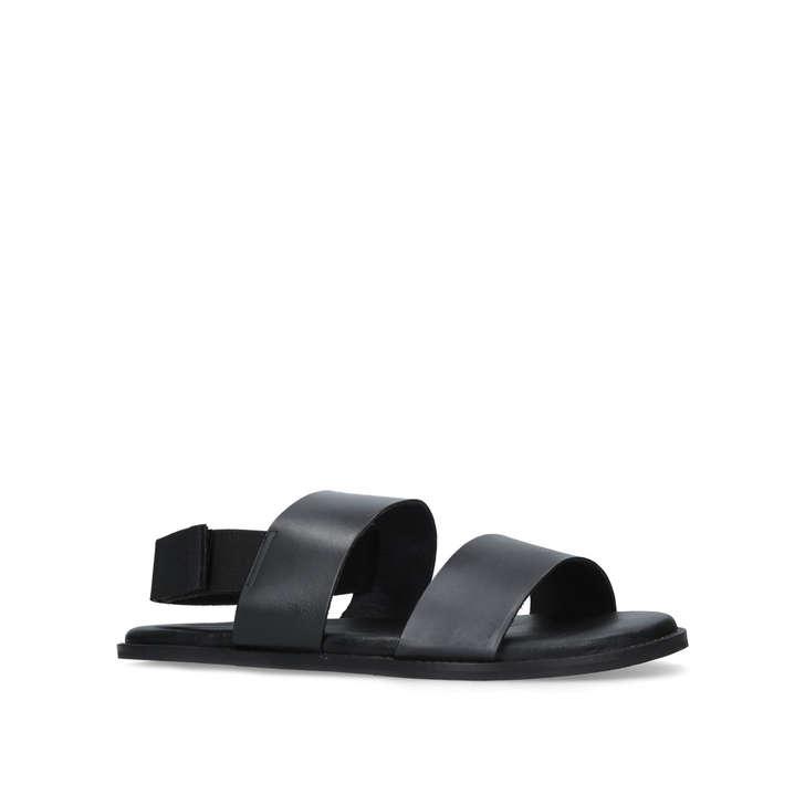 Kurt Geiger Usher Leather Sandals In nWML9Yb6G