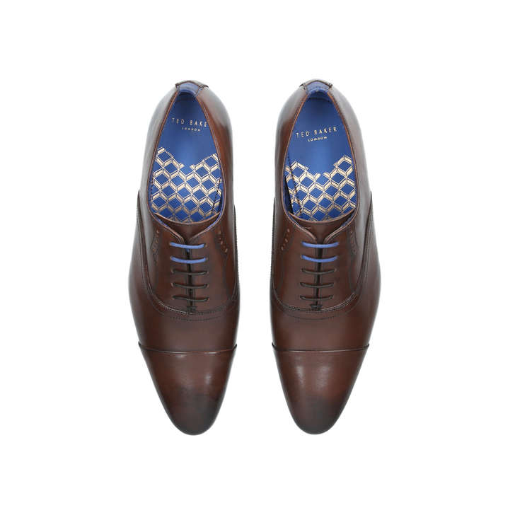 249fd7b6084feb Murain Tc Oxford Brown Lace Up Shoes By Ted Baker