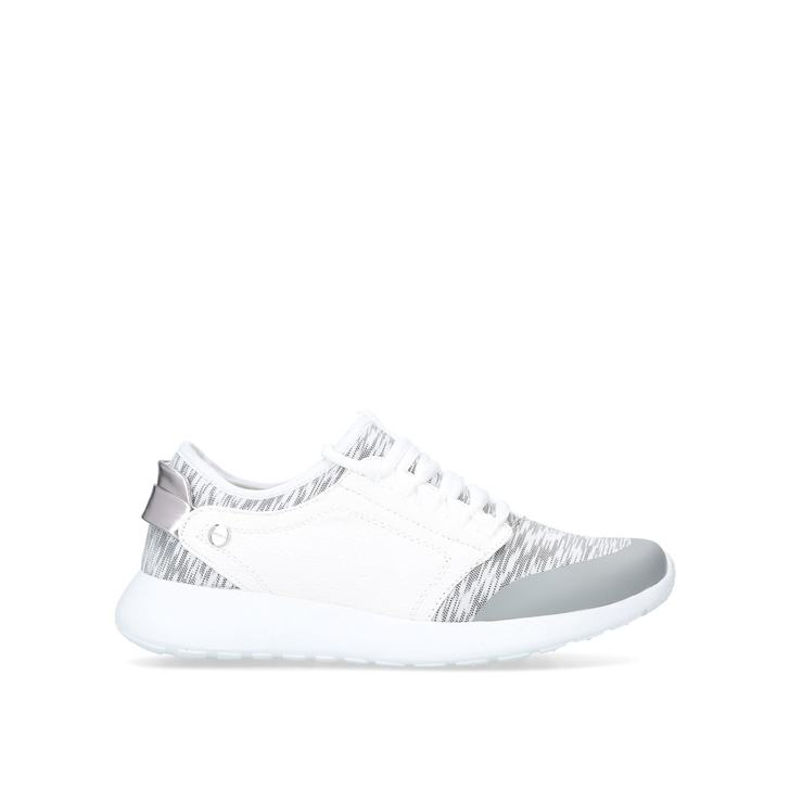 Carvela Lina - grey low top trainers Buy Cheap 2018 Newest bBXhtf0WQy