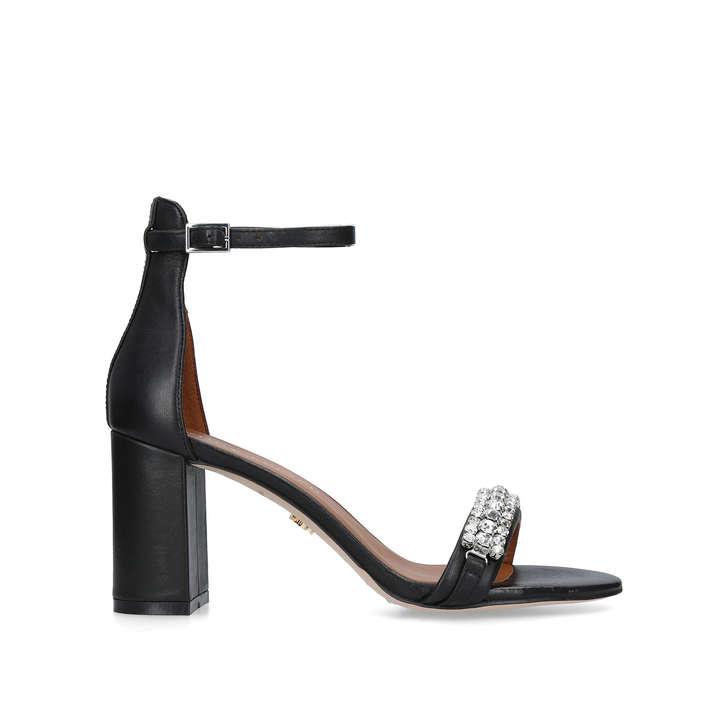 Kurt Geiger QUEENIE - Sandals - black 4yrqUx