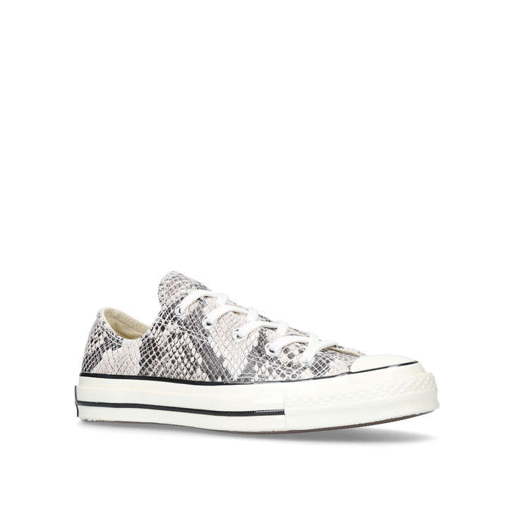 c8efa2299f4f Ct All Star 70 Grey Low Top Trainers By Converse