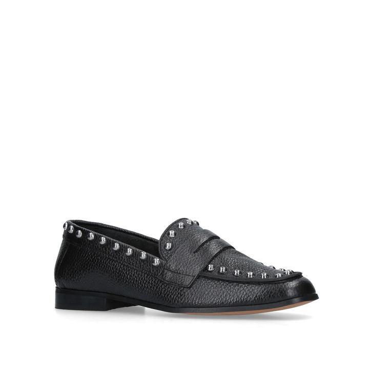 Outlet Amazing Price Carvela Lowry - white studded loafers Cheap Low Shipping Fee Outlet Best dXnpAaU