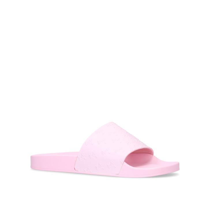 size 8 Men's Shoes 2019 New Style Kurt Geiger Waikato Palm Sliders Sandals & Beach Shoes