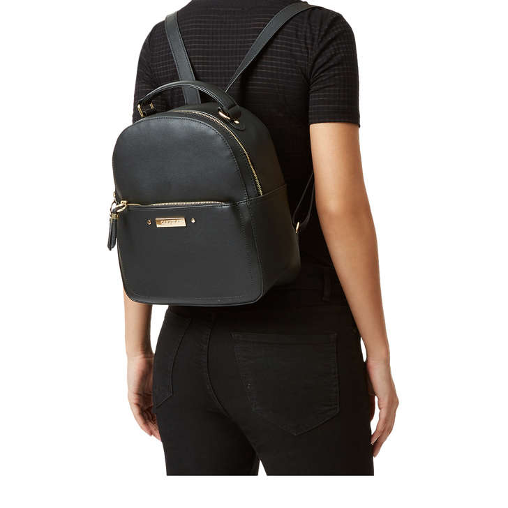 BLAKE ZIP FRONT BACKPACK