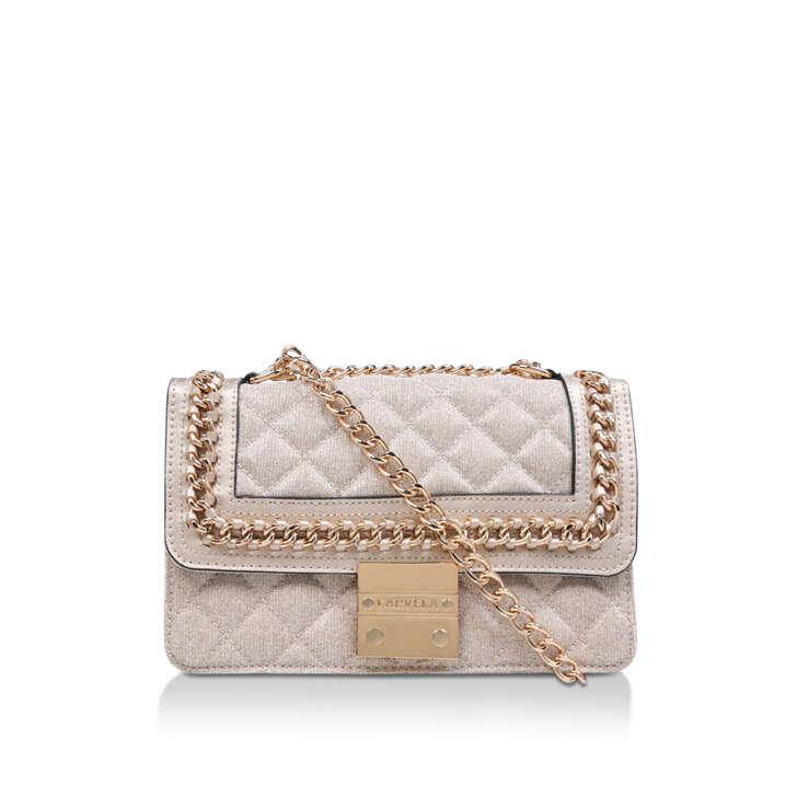 Bailey Qltd Chn Shldr Bag Gold Chain Shoulder Bag By Carvela