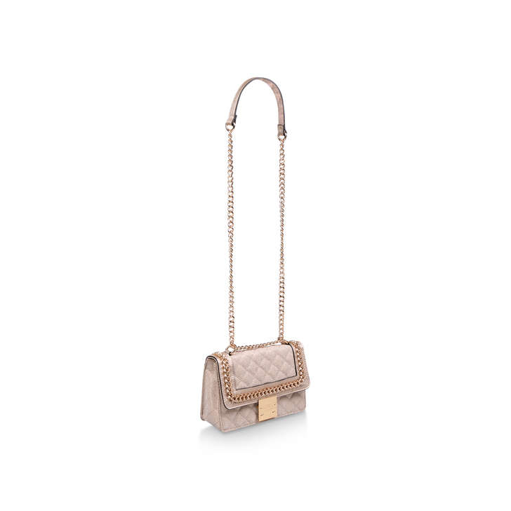 Bailey Qltd Chn Shldr Bag Metallic Gold Chain Shoulder Bag By Carvela  37d9cfe41fc55